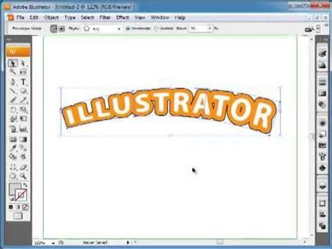 tutorial adobe illustrator cs5 untuk pemula cara membuat tulisan dengan adobe illustrator