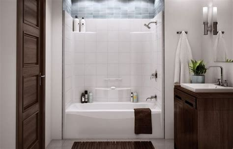bathroom with tub shower combo 1000 ideas about kohler shower on pinterest showers master bathroom shower and