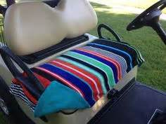 portable golf seats golf cart towel seat cover home portable golf cart seat