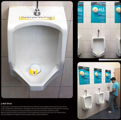 bathroom advertising 15 creative washroom advertising design swan
