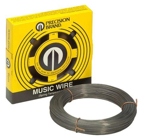 precision brand tool black 0 026 quot diameter wire 1 pound coil precision brand
