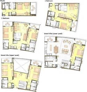 Bay Lake Tower 2 Bedroom Floor Plan by Disney Bay Lake Tower Villa Quotes
