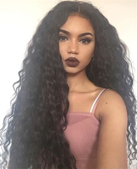 hair weave for black women on tumbler 1000 ideas about curly weaves on pinterest curly weave