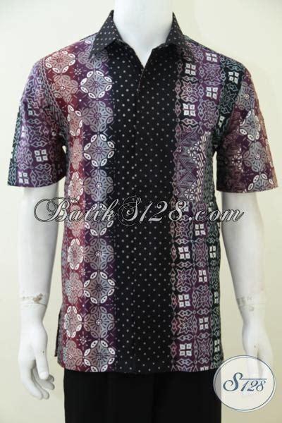 Batik Gamis Gradasi pakaian batik untuk pria trend terbaru kemeja batik