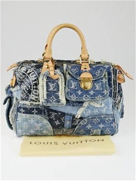 Louis Vuitton Summer Collection Monogram Denim Patchwork by To Be Studying And The O Jays On