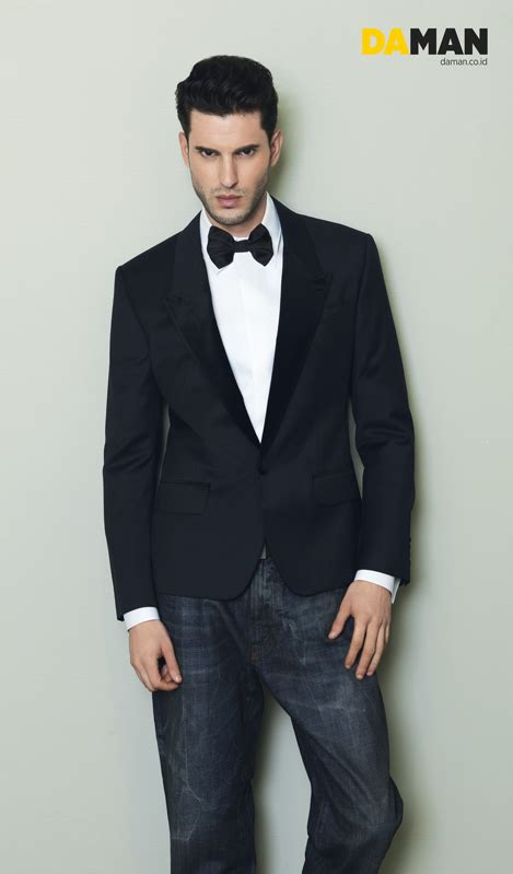 Trend Alert The Tuxedo Blazer by Look Nip Tux Da Magazine