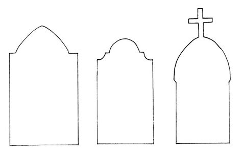 Headstone Template Ibbc Club Tombstone Designs Templates