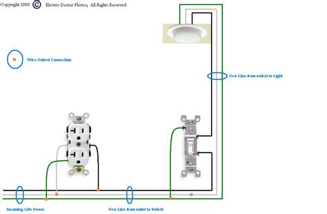 outlet controlled   switch  power