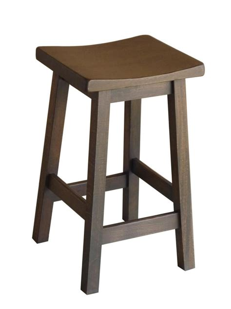 Wood Kitchen Stool by New Quot Tokyo Quot Mocha Wooden Japanese Style Shabby Rustic