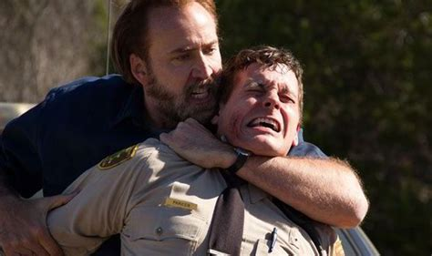 film nicolas cage thriller joe review and trailer nicolas cage stars in violent