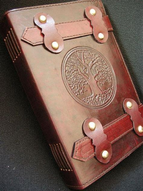 Handmade Leather Journals Uk - 25 best images about craft on burgundy