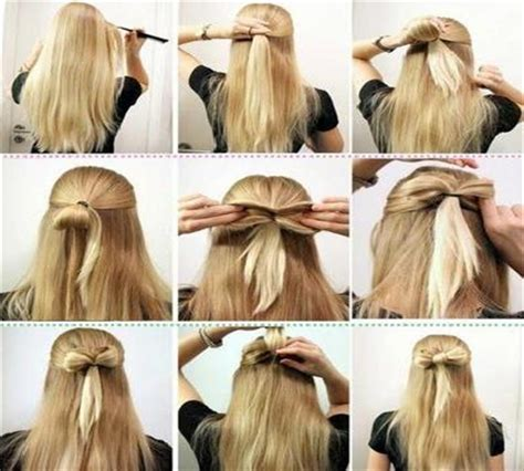 how to do easy hairstyles for step by step hairstyle photos trends cute hairstyle ideas