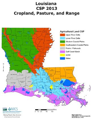 louisiana agriculture map louisiana resources map swimnova