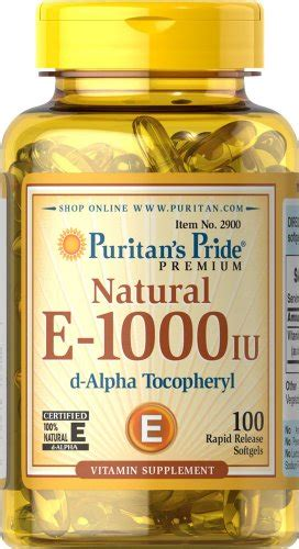 Promo Puritan S Pride Vitamin C 1000 Mg With Bioflavonoids And product review for puritan s pride vitamin e 100 1000 iu 100 softgels vitamins