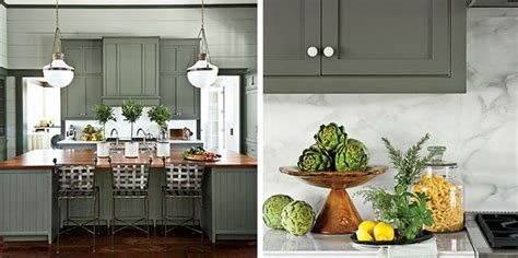 green cabinets cottage kitchen sherwin williams painted cabinets sherwin williams oyster bay pewter green
