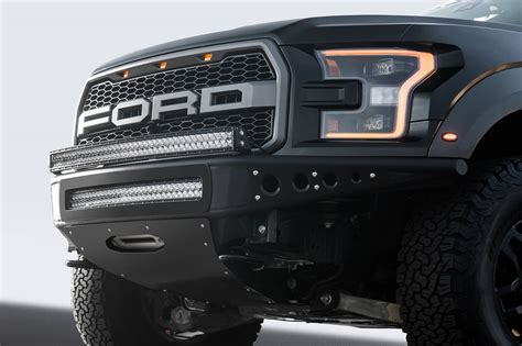 Buy 2017 2018 Ford Raptor Winch Front Bumper   Venom R