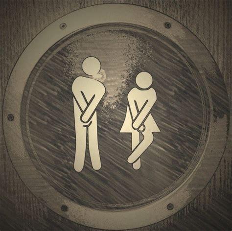 andare spesso in bagno posso andare nel bagno di un bar senza pagare consumazione