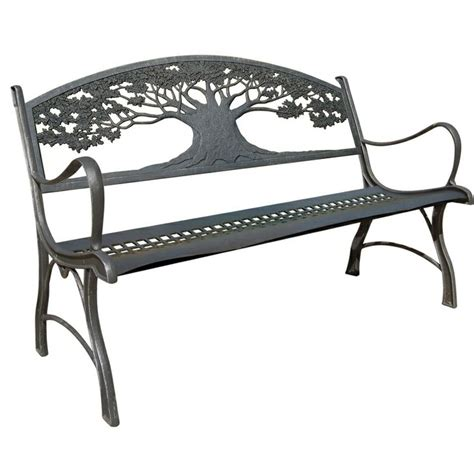 cast iron tree bench 1000 images about cast iron outdoor furniture on