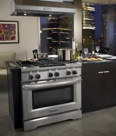 Electrolux Gas Cooktop 36 Kitchenaid Kdrs467vss Review 36 Commercial Style Dual