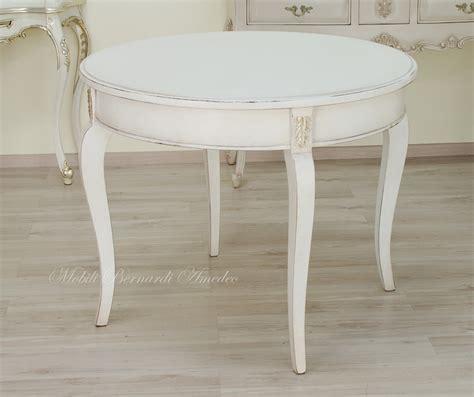 tavoli rotondi bianchi tavoli tondi bianchi idee creative di interni e mobili