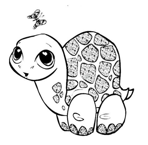 coloring pictures of baby turtles cute baby turtle coloring pages rainbow loom pinterest