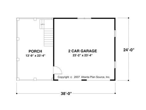 Plan 007g 0006 Garage Plans by Garage Loft Plans Two Car Garage Loft Plan With Covered