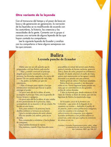 libros 6o primaria historia 2016 libro de espanol 5 2017 issuu espa 241 ol quinto grado