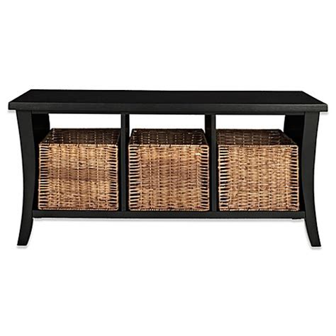 bench bed bath and beyond crosley wallis entryway storage bench bed bath beyond