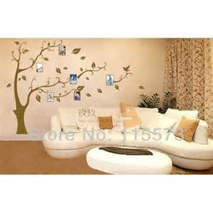 Removable Wall Mural frames tree removable art vinyl wall stickers decor mural decal