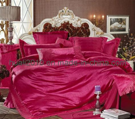 Wedding Bed Sheets by China New Design Wedding Bedding Har029 China Wedding