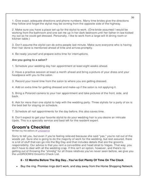 wedding checklist ph comprehensive wedding checklists free