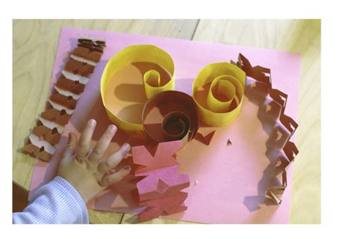 Things To Make With Construction Paper - things to make 3d construction paper pictures honest
