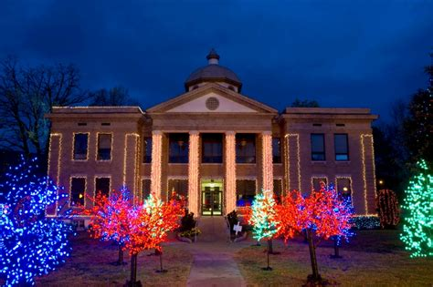 lighting stores in springs arkansas arkansas trail of holiday lights celebrates 20 years ay