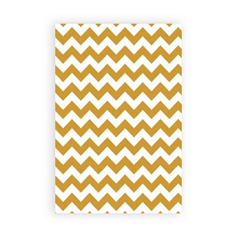 Gold Chevron Flat Favor Bag Paper Bag discover and save creative ideas
