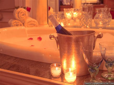 romantic bathtubs romantic bubble bath to end the night quot i think i ve been hit by cupid quot pinterest