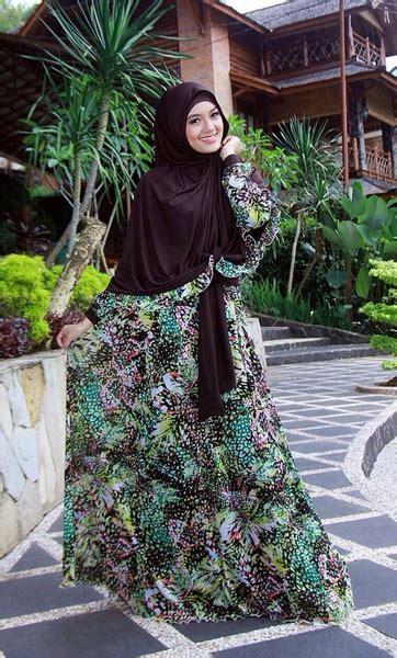 Pakaian Muslim Wanita Big Size contoh foto baju muslim modern terbaru 2016 model baju