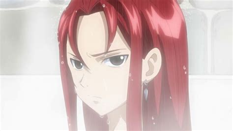 bathroom tail fairy tail erza showering fairy tail 23 4 png fairy