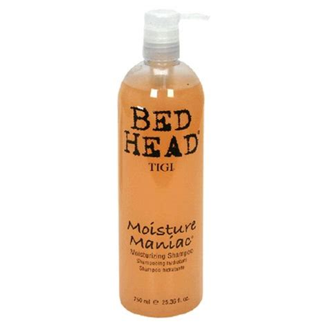 bed head moisture maniac amazon com tigi bed head self absorbed mega vitamin