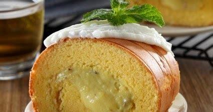 membuat kue bolu enak cara membuat kue kering bolu gulung durian empuk enak