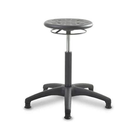 bristol medium pu technostools stool with