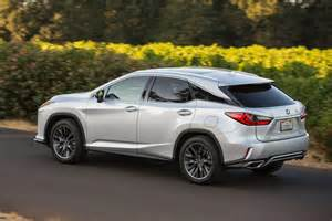 2016 lexus rx 350 f sport review plush luxury with