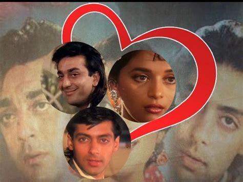 biography of film saajan sanjay dutt and salman khan starrer saajan completes 25