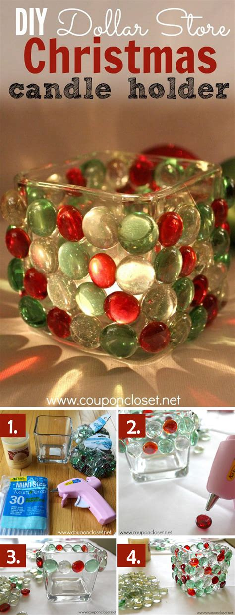 diy christmas cube decorations 45 best diy dollar store decor craft ideas for 2018