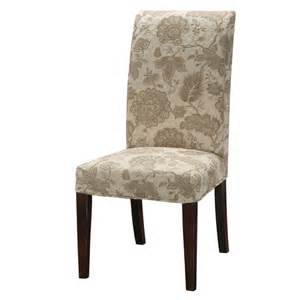 Skirted Parsons Chairs Parson Dining Chairs Slipcovers Chair Pads Amp Cushions