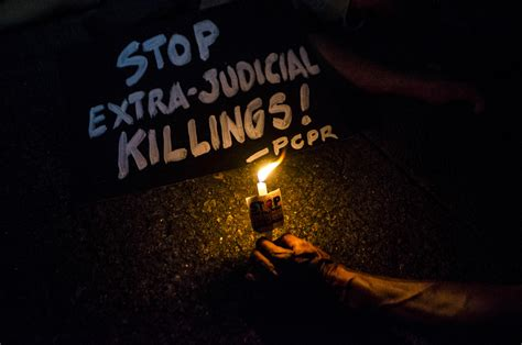 House committee drops use of 'extrajudicial killings' in