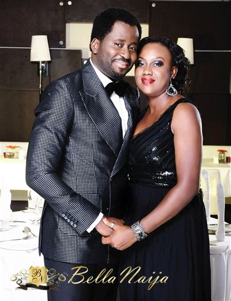 photos meet nollywood actor desmond elliot his wife and you know him as the big screen nollywood actor now meet