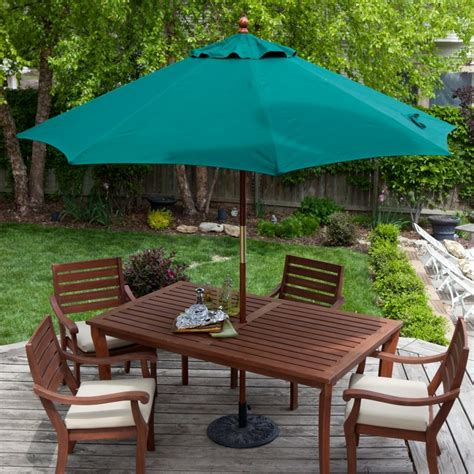 Patio Set Umbrella Furniture Design Ideas Stylish Patio Furniture With Umbrella Outdoor Patio Furniture With