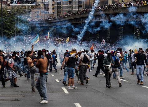 imagenes de venezuela en resistencia jefe de la oea insta a venezuela a cesar el uso de la