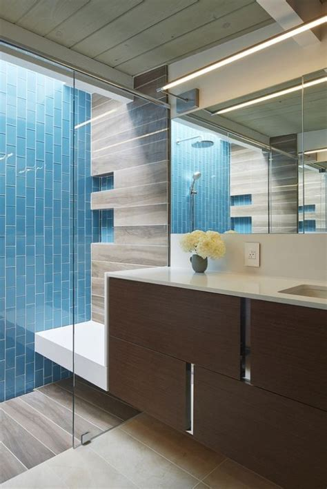 mid century modern bathroom design 35 trendy mid century modern bathrooms to get inspired