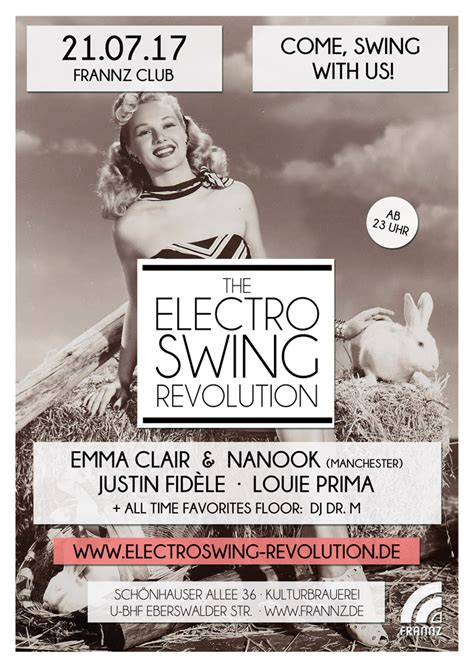 electro swing radio station electro swing revolution radio the no 1 electro swing